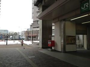 駅からの道順2